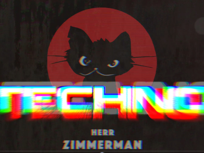 TECHNO TEASER – COCKTAIL FEST x HERR ZIMMERMAN
